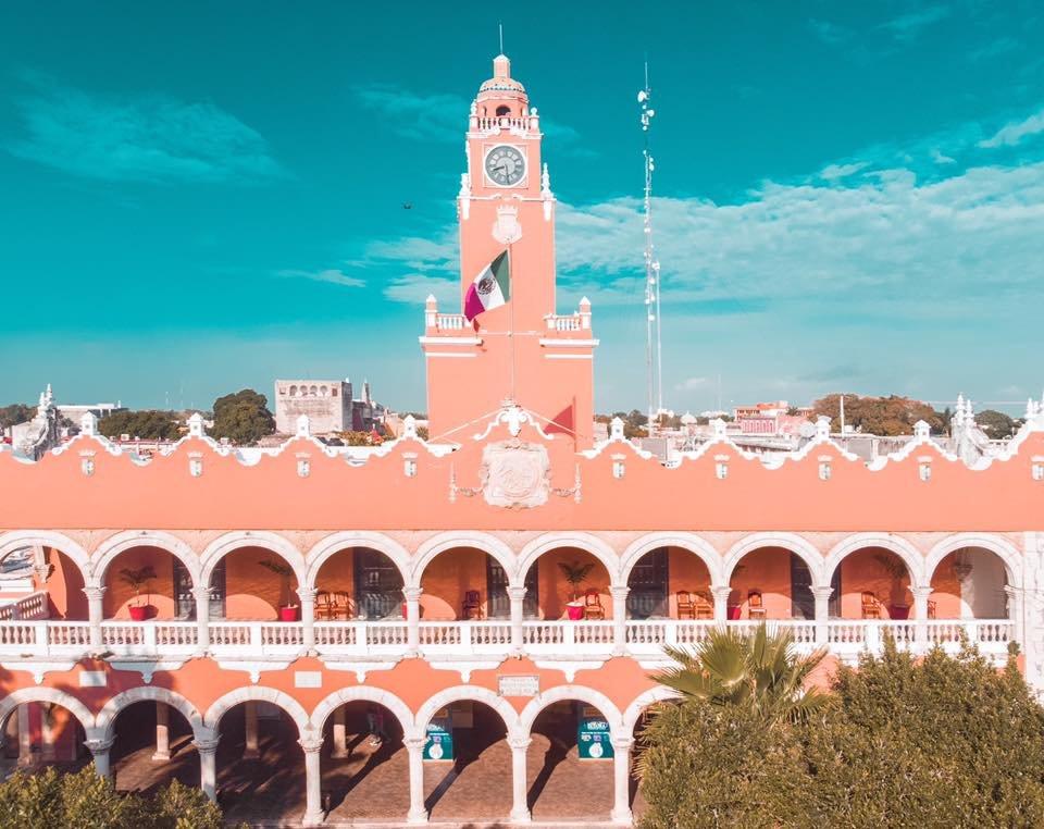 Palacio Municipal de Mérida, un diamante del Siglo de las Luces