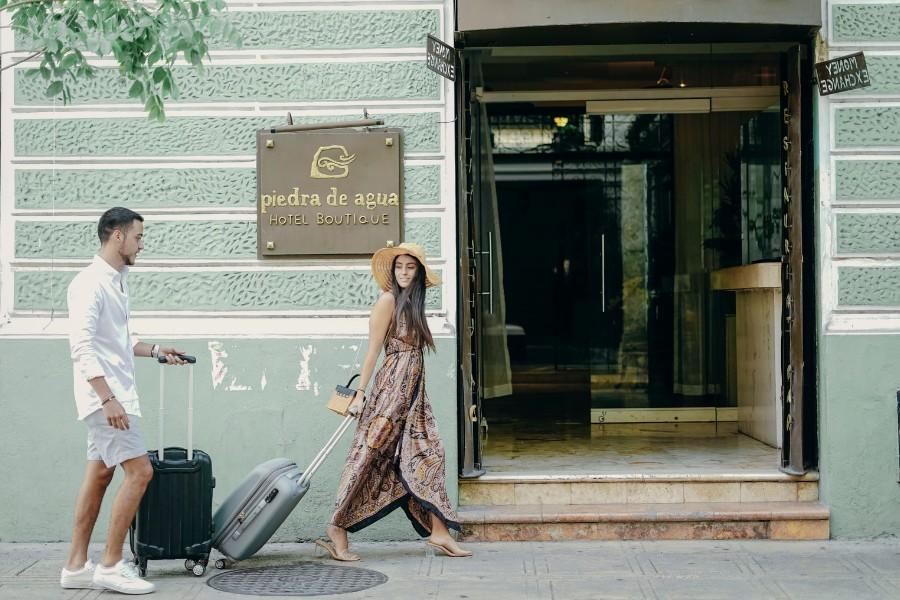 Piedra de Agua: Un romántico hotel boutique en Mérida