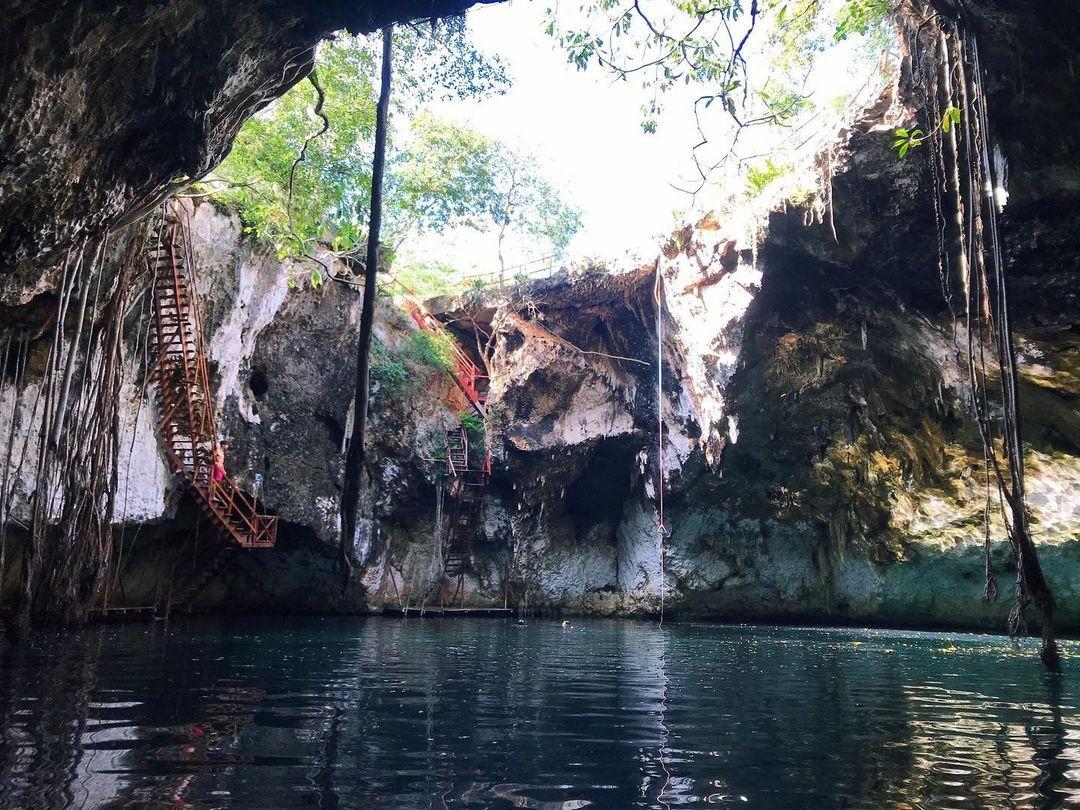 ¿Qué  cenotes visitar en Yucatán?
