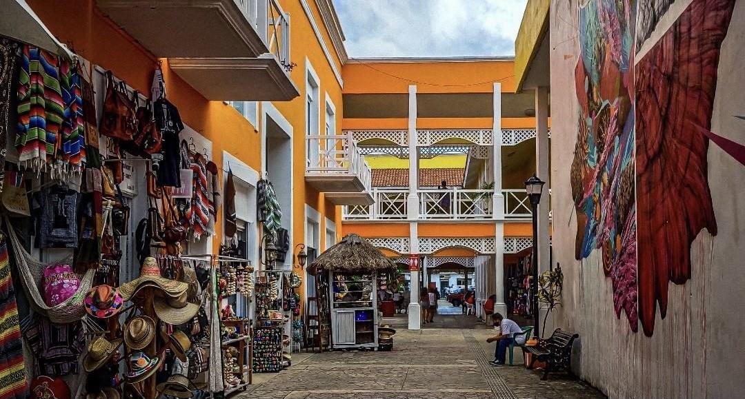 ¿Qué Centros Comerciales hay en Cozumel?