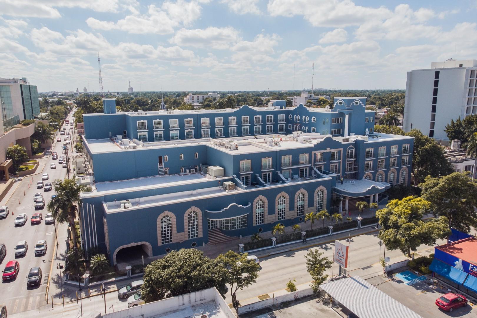 ¿Quién operará el nuevo Hotel Villa Mercedes de Mérida?