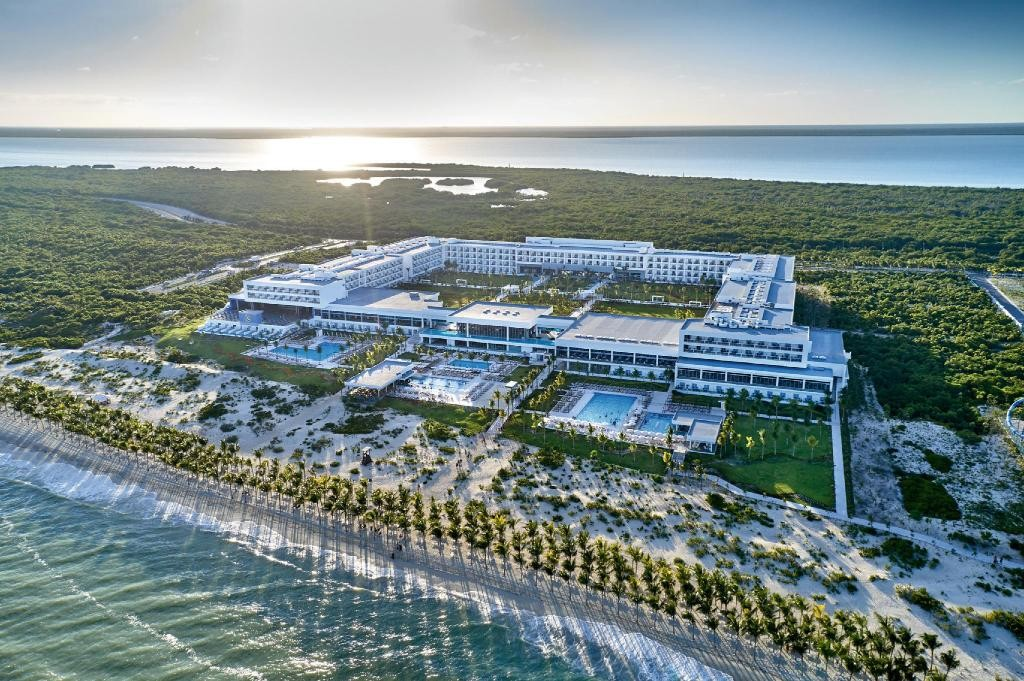 RIU Palace Costa Mujeres, Un hotel que combina con el Cielo de Cancún