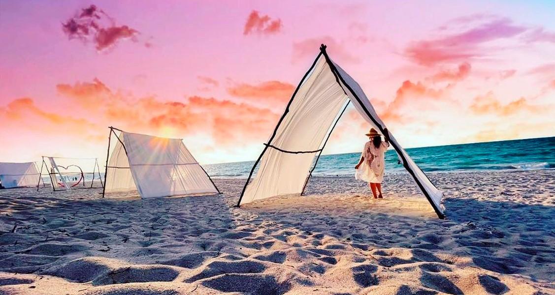 Sabancuy, La playa más 'boho' de Campeche