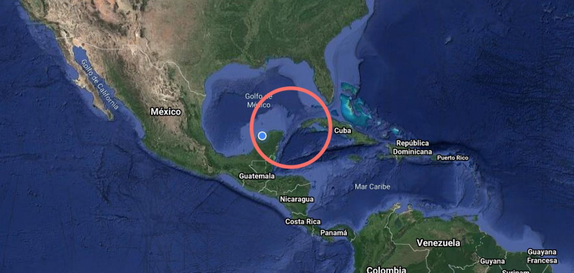 ¿Sabes qué es El Canal de Yucatán?