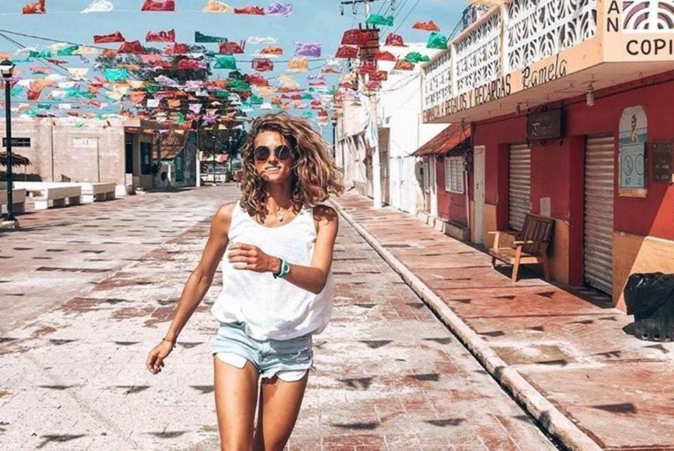 San Felipe, Un puerto pintoresco de Yucatán