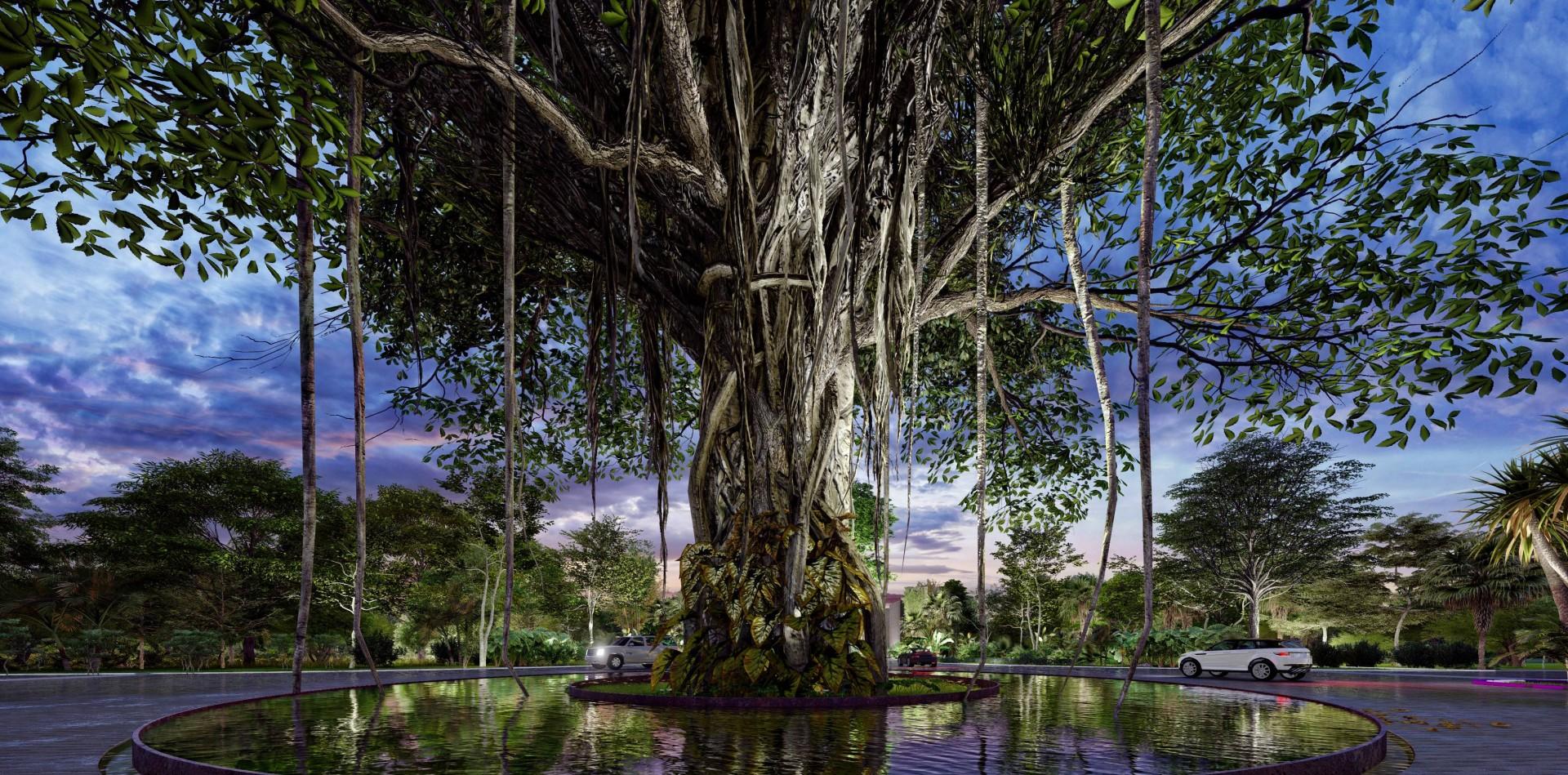 Tamankaya, El Jardín Infinito de Mérida