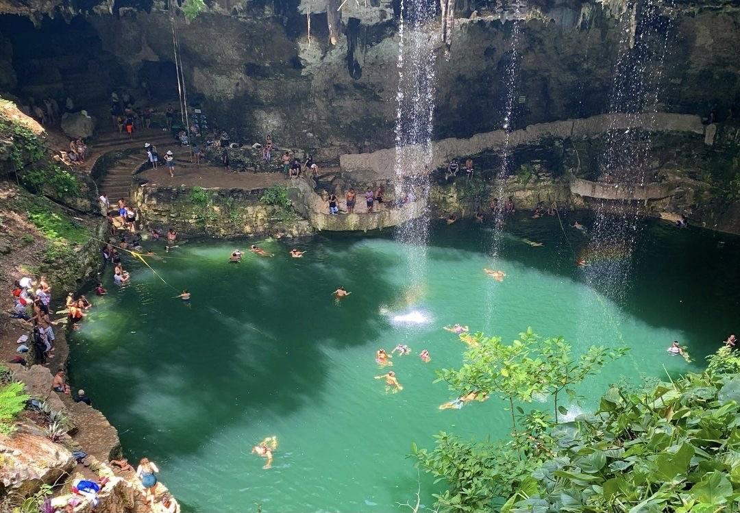 TOP 15: Cenotes en Valladolid