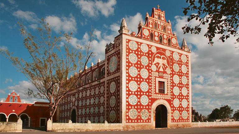 TOP 5 Iglesias más Hermosas de Yucatán