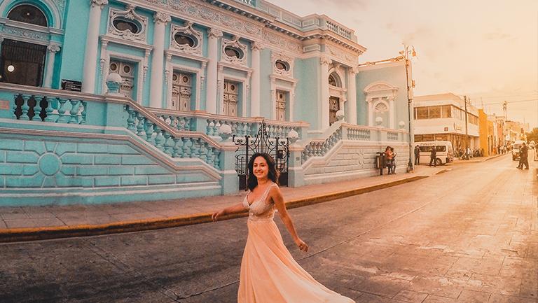 TOP 5 Lugares más instagrameables en el Centro de Mérida, Yucatán