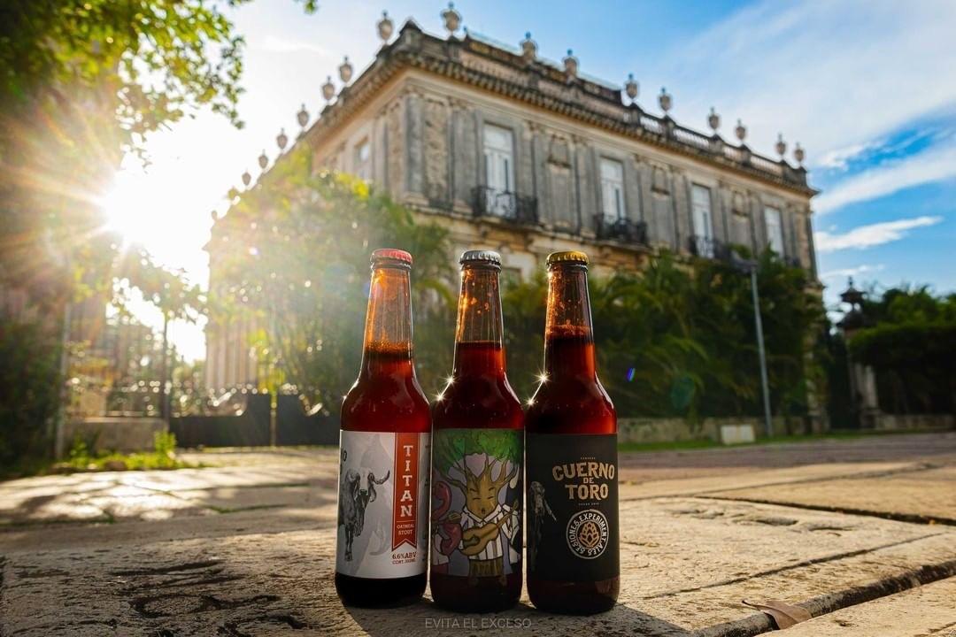 TOP Cervezas Artesanales de Yucatán