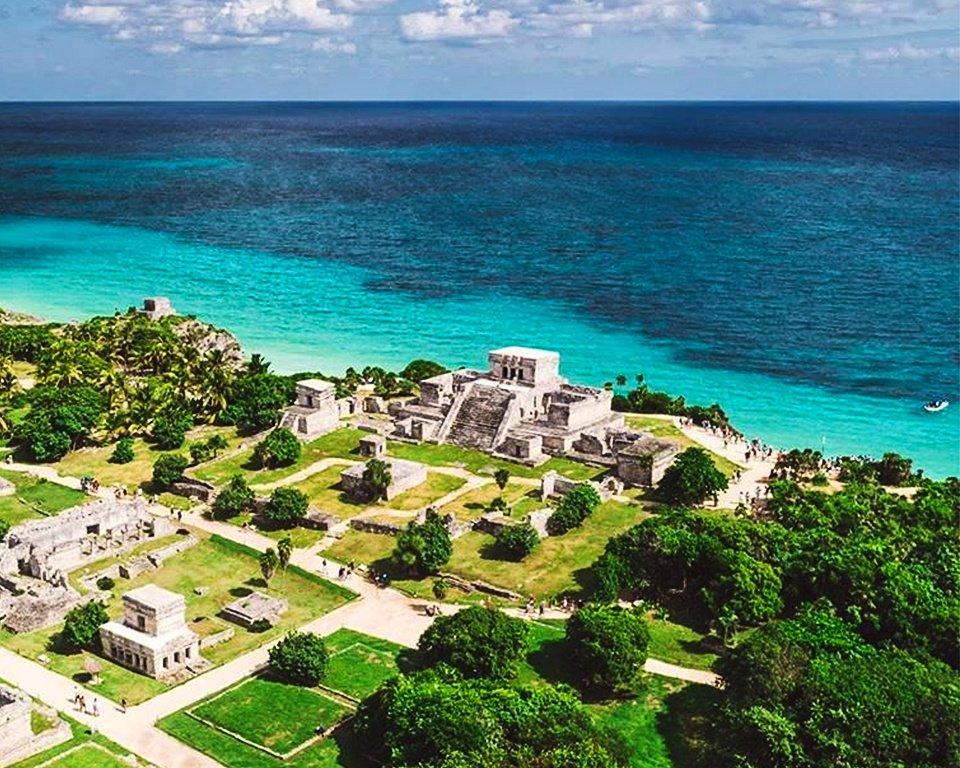 Tulum, El paraíso del Caribe Mexicano