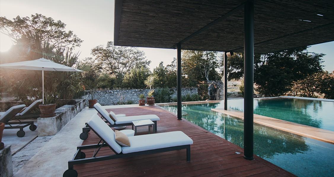 Una Joya en Yucatán llamada Hacienda San Antonio Hool