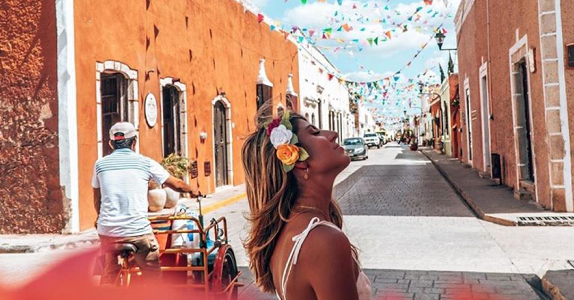 Valladolid, La Joya Rosa de Yucatan
